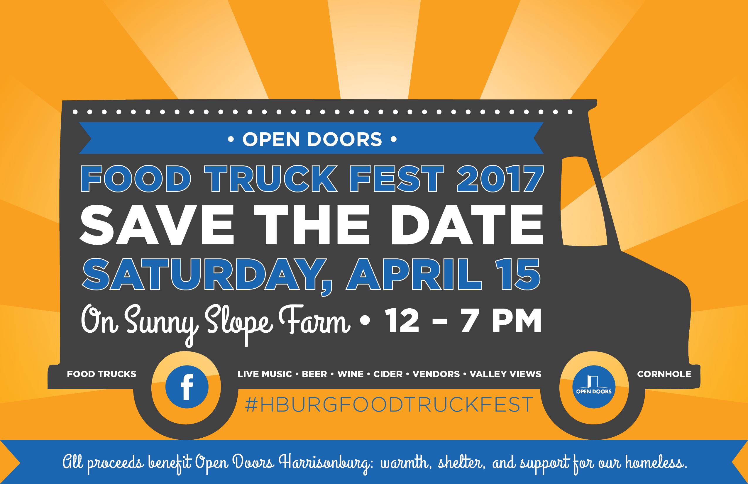 Food Truck Fest 2017 On Sunny Slope Farm